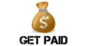 Step 3 : Get Paid!