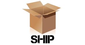Step 2 : Ship it!