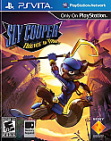 sly cooper theivesintime